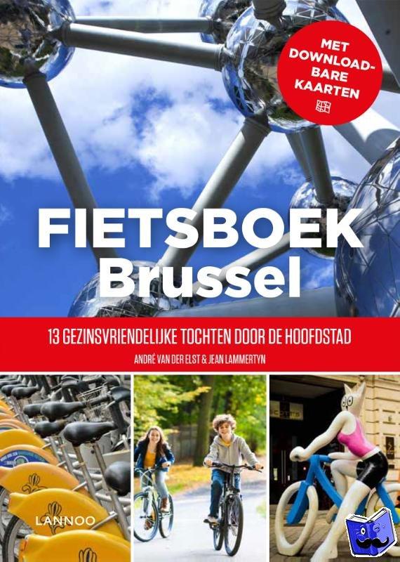Elst, André van der, Lammertyn, Jean - Fietsgids Brussel