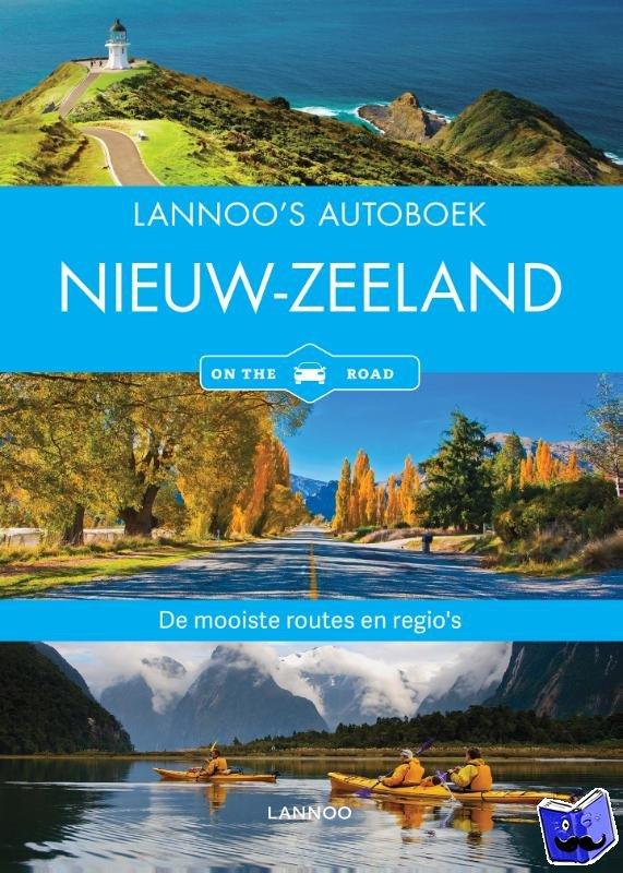 Gebauer, Bruni, Huy, Stefan - Nieuw-Zeeland on the road