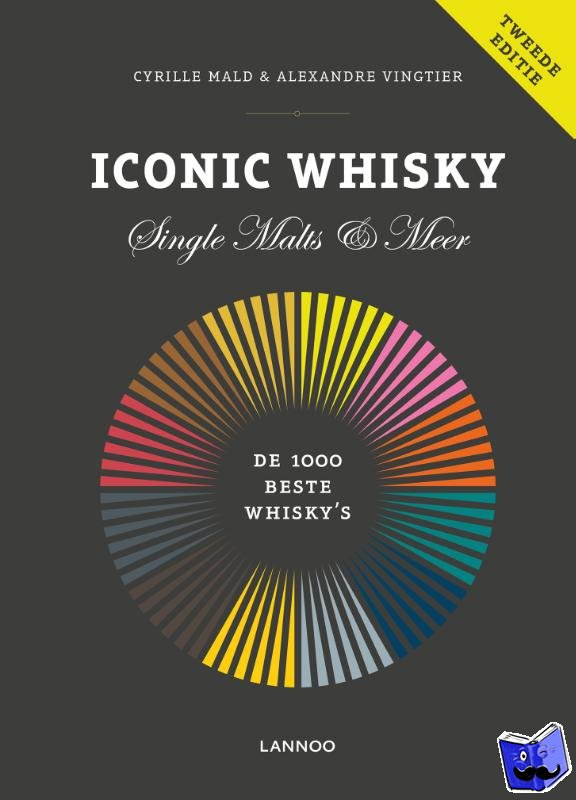 Vingtier, Alexandre, Mald, Cyrille - Iconic Whisky