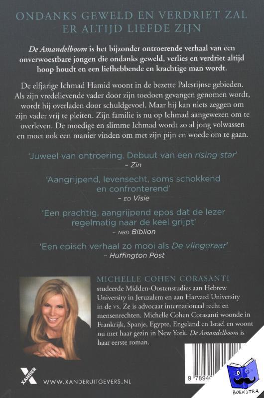 Cohen Corasanti, Michelle - De amandelboom - POD editie