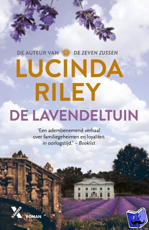 Riley, Lucinda - De lavendeltuin