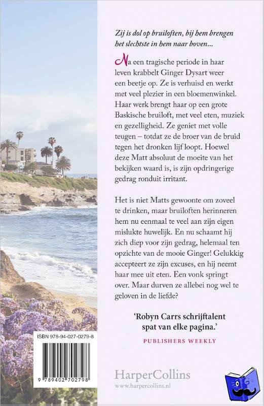 Carr, Robyn - Vol van vertrouwen