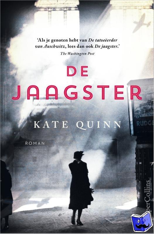Quinn, Kate - De jaagster