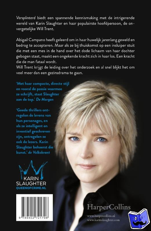 Slaughter, Karin - Versplinterd