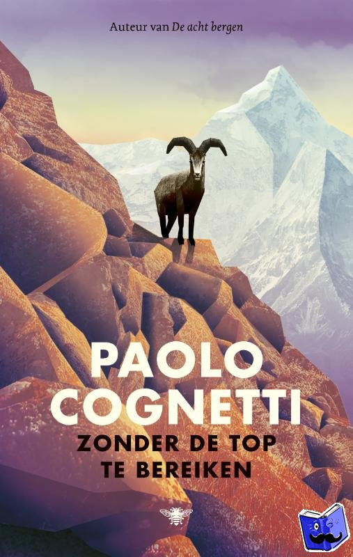 Cognetti, Paolo - Zonder de top te bereiken