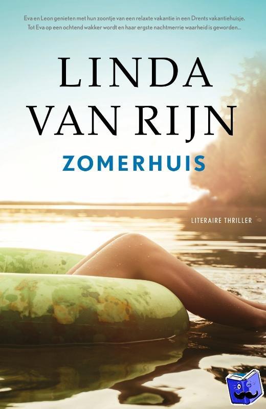 Rijn, Linda van - Zomerhuis