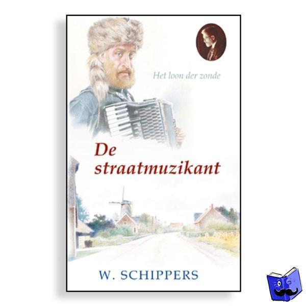 Schippers, Willem - De straatmuzikant