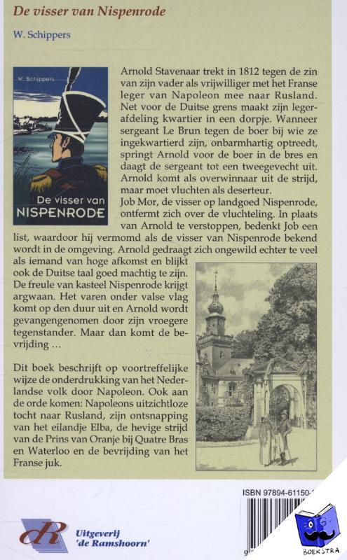 Schippers, Willem - De visser van Nispenrode