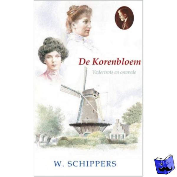 Schippers, Willem - De korenbloem