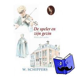 Schippers, Willem - De speler en zijn gezin