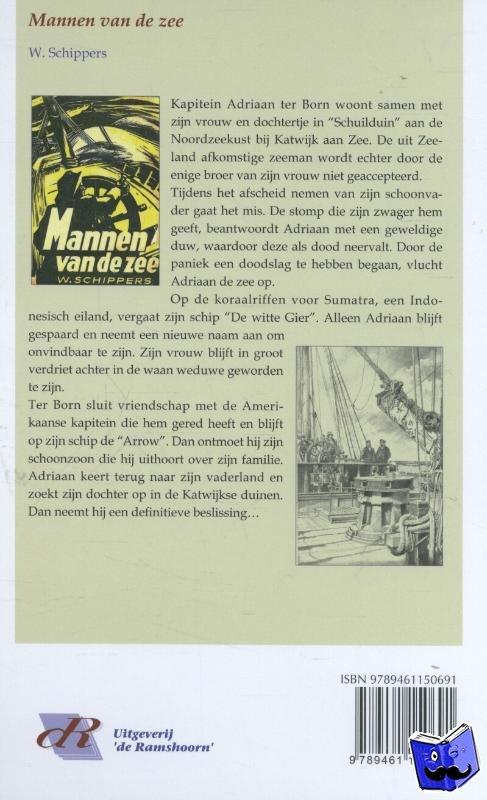 Schippers, Willem - 44. Schippersserie Mannen van de zee