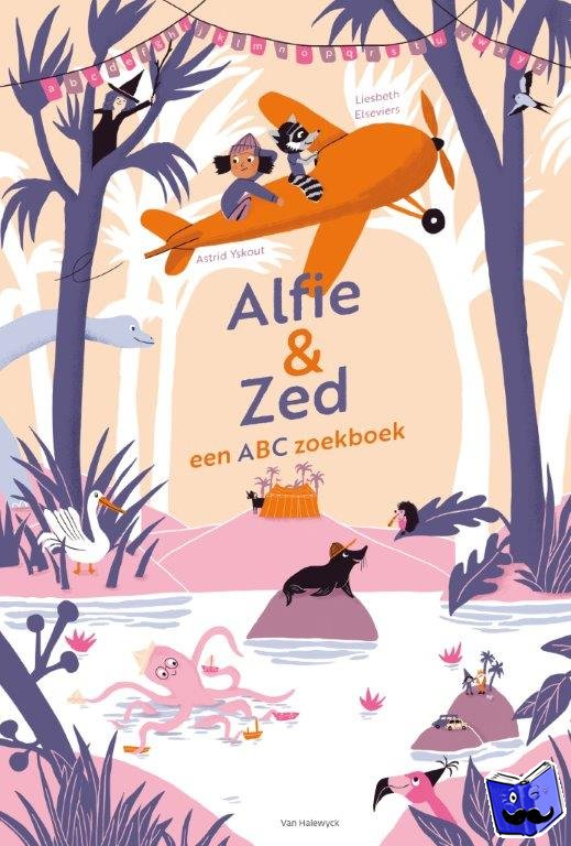 Elseviers, Liesbeth - Alfie & Zed