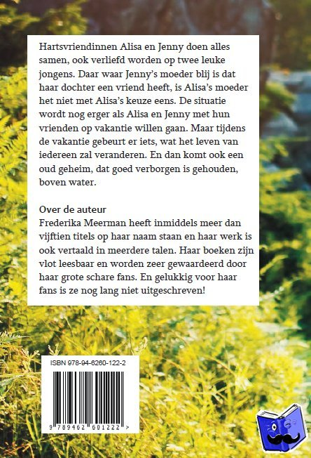 Meerman, Frederika - Een oud geheim