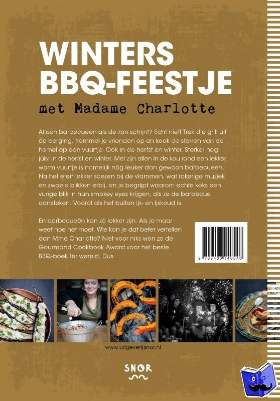 Fielmich, Charlotte - Het winter BBQ boek