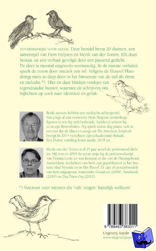 Heijnen, Hein, Torren, Merik van der - Toverdrankjes voor geluk