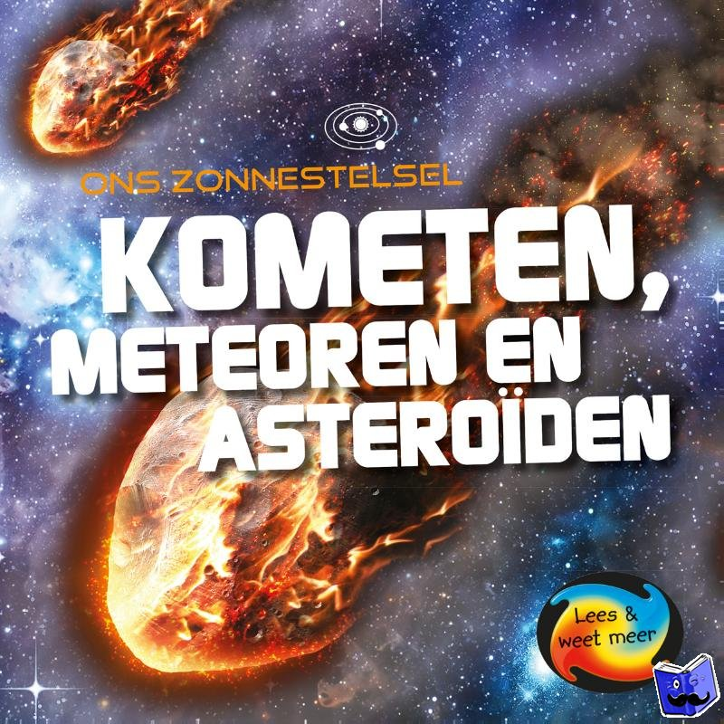Wilkins, Mary-Jane - Kometen, meteoren en asteroïden
