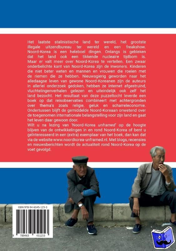 Gruisen, M.B. - Noord-Korea unframed