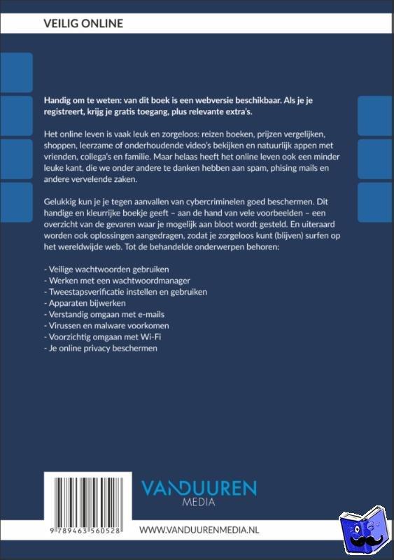 Frederiks, Hans, Smit, Ronald - Veilig online