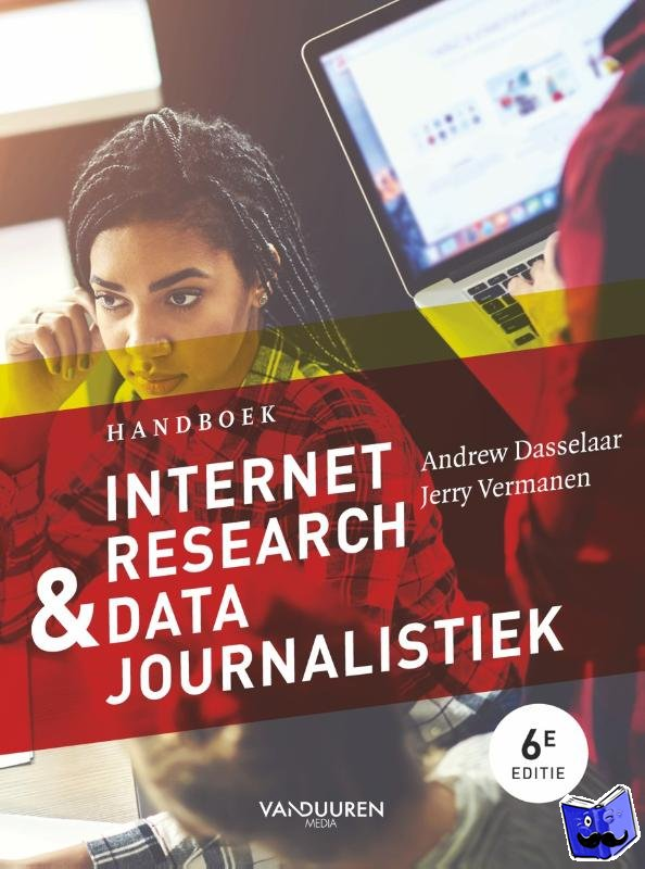 Dasselaar, Andrew, Vermanen, Jerry - Handboek Internetresearch & databasejournalistiek 6e ed