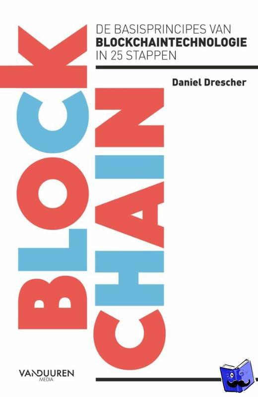 Drescher, Daniel - Blockchain