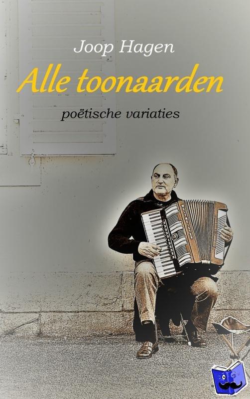 Hagen, Joop - Alle toonaarden - POD editie