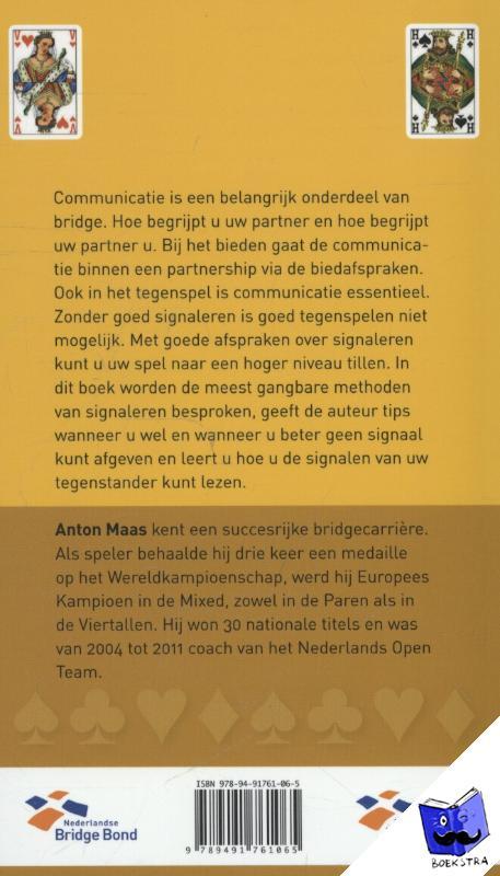 Maas, Anton - Signaleren