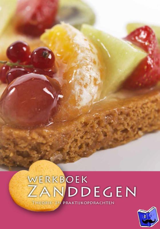 Nederlands Bakkerij Centrum - Werkboek zanddegen