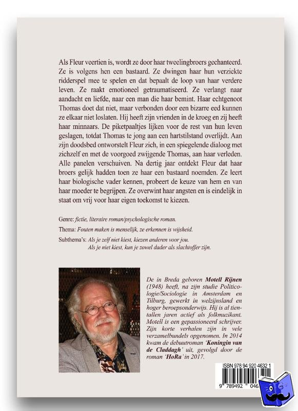 Rijnen, Motell - Fleur - POD editie