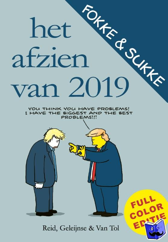 Reid, John, Geleijnse, Bastiaan, Tol, Jean-Marc van - Het afzien van 2019