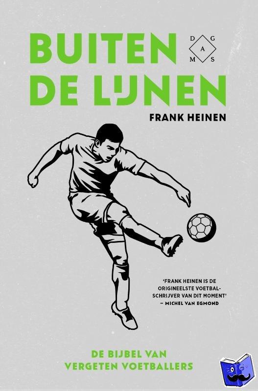 Heinen, Frank - Buiten de lijnen