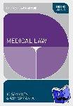 Samanta, Jo - Medical Law