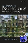 Thomas Hardy (Virginia Commonwealth University, USA) Leahey - A History of Psychology - From Antiquity to Modernity