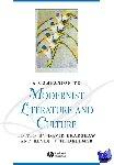 Bradshaw, David - A Companion to Modernist Literature and Culture