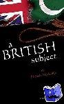 McAuliffe, Nichola - A British Subject