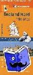 - Michelin England Nord, Midlands. Straßen- und Tourismuskarte 1:400.000