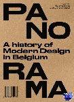 Gimeno-Martìnez - Panorama. The History of Modern Design in Belgium
