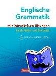 Cornford, Annie, Fleischhack, Erich, Maloney, Paul, Ringel-Eichinger, Angela - Englische Grammatik mit Interaktiven Übungen auf scook.de
