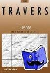 - Swisstopo 1 : 25 000 Travers