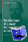 Fraenkel, Abraham A. - Recollections of a Jewish Mathematician in Germany - Recollections of a Jewish Mathematician in Germany