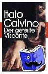 Calvino, Italo - Der geteilte Visconte
