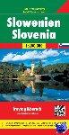 - F&B Slovenië 1:200.000