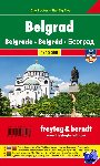 - Belgrad, Stadtplan 1:10.000, City Pocket + The Big Five