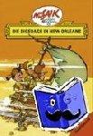 Dräger, Lothar - Die Digedags, Amerikaserie 07. Die Digedags in New Orleans