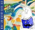 Kutschbach, Doris - Der Blaue Reiter - Das Kunst-Sticker-Mal-Buch