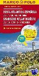 - Marco Polo Spaans-Atlantische kust - Galicië - Asturië - Cantabrië