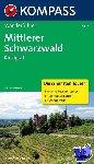 Freier, Peter - WF5412 Mittlerer Schwarzwald, Kinzigtal Kompass