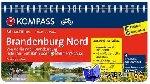 Frey, Wolfgang - FF6012 Brandenburg Nord, von Berlin nach Brandenburg Kompass
