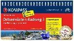 Pollmann, Bernhard - RF6003 Ostseeküstenradweg 3, von Flensburg nach Lübeck Kompass