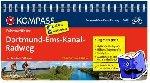 Pollmann, Bernhard - RF6032 Dortmund-Ems-Kanal-Radweg Kompass