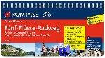 Enke, Ralf - FF6406 Fünf-Flüsse-Radweg Kompass